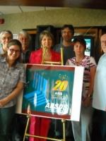 4 à 6 tenu à Ste-Adèle le 20 mai 2009