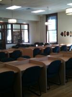Visite de la bibliothèque du Collège Durocher Saint-Lambert