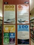 Affiches Dewey pour les bibliothèques des écoles secondaires