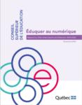 Nouveau rapport du Conseil supérieur de l'éducation : un pas de plus dans la bonne direction !