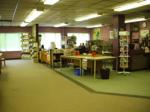 Nouvelle ère, nouveaux lieux: Aménagement de bibliothèque, École secondaire du Mont-Sainte-Anne