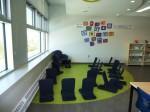 Nouvelle ère, nouveaux lieux: Deux nouvelles écoles, deux nouvelles bibliothèques: enfin du neuf!